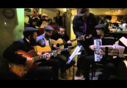כלייזמרים בביסטרו בירמן