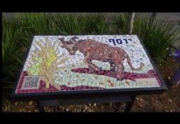 12 השבטים בפארק המסילה בירושלים