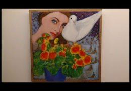 דניאלה וכסלר – 2 תערוכות והשקת ספר