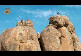 העולם עגול ופתוח -נמיביה א