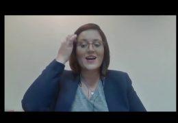 """עו""""ד אדמית איבגי  עונה על שאלות בנושאי סייבר ופרטיות"""