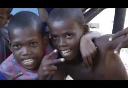 ילדים במדגסקר